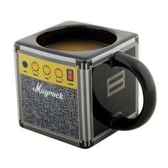 Amp Shaped Ceramic Mug Retro Amplifier Novelty Cup Coffee Gift Boxed Speaker & Garden Pause Café, Mug Design, Best Gifts For Him, Take My Money, Dot And Bo, Mug Cup, Cool Gifts, Guy Gifts, Coffee Cups