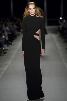 Brandon Maxwell Fall 2017 Ready-to-Wear Fashion Show Collection