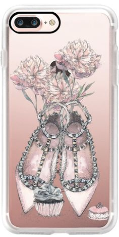Casetify iPhone 7 Plus Case and other Shoe Craze  iPhone Covers - Valentino Shoes by Diana Sultanova   Casetify