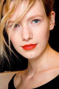 From bright to burnt, we have all the best orangey shades and how to wear them with your skin tone. See the tips and tricks here.