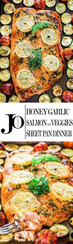 This Honey Garlic Sa