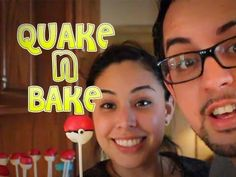 Quake N Bake awesome fandom-related backing/kitchen concoction channel on YouTube - all tutorials.  These are AWESOME!