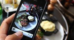 Compter les calories dans l'assiette grâce à un photo