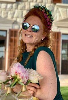 Jun 2019 in Jess Collett Short Brim Hat, Fabric Crown, Stephen Jones, Floppy Sun Hats, Duchess Of York, Boater Hat, Royal Ascot, Polo Club, Silk Organza