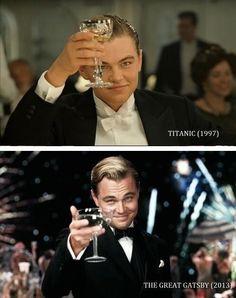 Titanic VS The Great Gatsby