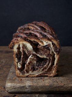 Chocolate Babka (Breads Bakery)