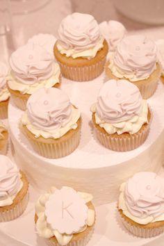 Ruffle cupcakes by SBC