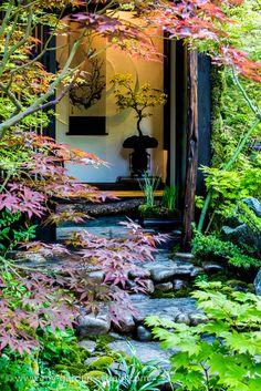 #Chelsea Flower Show 2014, Kazuyuki Ishihara, Togenkyo A Paradise on Earth #Garden