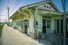 富山地鉄本線荻生駅