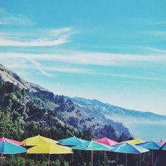 Nepenthe, Big Sur, CA