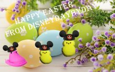 Happy Easter from DisneyDayByDay