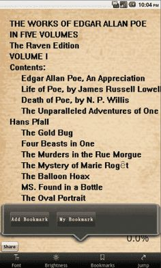 THE WORKS OF EDGAR ALLEN POE<p>VOLUME II<p>The Raven Edition<p>[Redactor's Note--Some endnotes are by Poe and some were added by<br>Griswold. In this volume the notes are at the end.]<p>Contents:<p> The Purloined Letter<br> The Thousand-and-Second Tale of Scheherazade<br> A Descent into the Maelström<br> Von Kempelen and his Discovery<br> Mesmeric Revelation<br> The Facts in the Case of M. Valdemar<br> The Black Cat<br> The Fall of the House of Usher<br> Silence--a Fable<br> The Masque of…