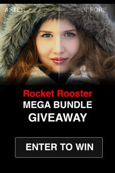 Enter to win a Rocket Rooster MEGA bundle - 12 to be given away - total value $2100 - Gain more chances to win with social sharing too!