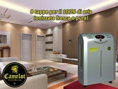 Purificatore dell'aria Imperial Tech Executive! 8 tappe per il 100% di aria ionizzata fresca e pura. Aktiv, Filters, Cleaning, Home, Tecnologia, Home Cleaning