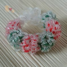 Buy directly from the world's most awesome indie brands. Or open a free online store. Cute Bracelets, Loom Bracelets, Christmas Candy, Christmas Wreaths, Rainbow Loom Bands, Angel Crafts, Rock Candy, Craft Shop, Mistletoe