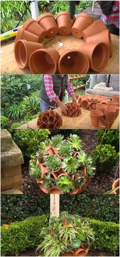 Best DIY Garden Globe Ideas & Designs For 2019 – We offer lifelong healthy lifestyles. From each other natural healthy lifestyles to you, diet exercise sports, all and more are here on a daily Best DIY Garden Globe Ideas & Designs For 2019 – We … Garden Crafts, Diy Garden Decor, Garden Projects, Diy Projects, Creative Garden Ideas, Garden Theme, Succulents Garden, Garden Pots, Succulent Gardening