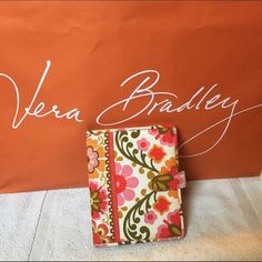 Vera Bradley Passport cover/wallet Vera Bradley NWOT rare passport cover/wallet, in Folkloric!! This is a beauty! Vera Bradley Other