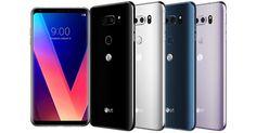 El LG V30 se va a los 899 euros pero regalando auriculares B&O de 149 euros