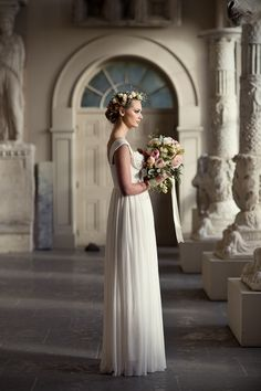 stunning #wedding inspiration shoot by @HerLovelyHeart
