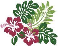 Artecy Cross Stitch. Cross Stitch Patterns of Flowers to print online.