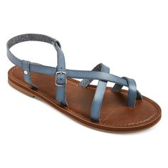 Women's Lavinia Thong Sandals - Blue 11