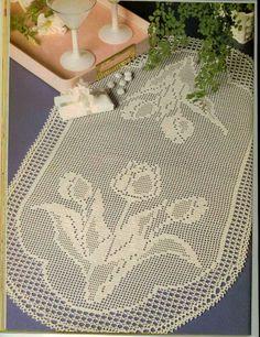 Kira scheme crochet: Scheme crochet no. 2711