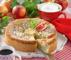 Vinnaren är korad i Året Runts tävling, Sveriges bästa äppelkaka. Här bjuder vi på ett riktigt vinnarrecept. Pie Dessert, Cookie Desserts, Cookie Recipes, Dessert Recipes, Fancy Desserts, Swedish Recipes, Sweet Recipes, Coconut Pound Cakes, Grandma Cookies