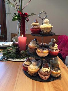 Tobleronecupcake Zupfkuchencupcake Kokoscupcake Muffin, Breakfast, Food, Cool Desserts, Breakfast Cafe, Muffins, Essen, Yemek, Meals