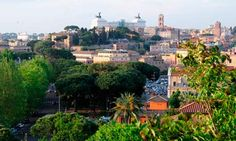10 best open spaces in Rome - Aventine Gardens