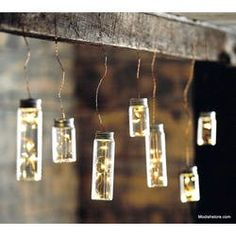 Roost Firefly Bottle Lights
