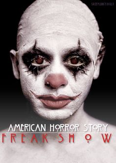 SO FUCKING EXCITED FOR FREAKSHOW!!!! I've fallen in love with American Horror Story
