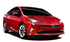 #Toyota #Prius. La première voiture Hybride au monde que offre réactivité, silence et efficacité record.
