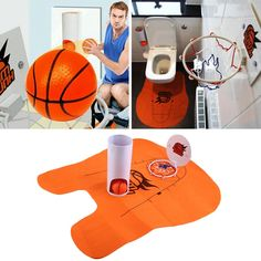Funny Toilet Basketball Game Gadget -Prank Gift for Basketball Lovers Hot Seling #>=#>=#>=#>=#> Click on the pin to check out discount price, color, size, shipping, etc. Save and like it!