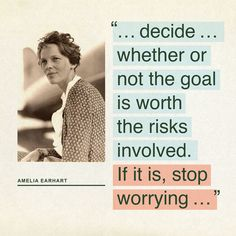 Discover and share Amelia Earhart Quotes. Explore our collection of motivational and famous quotes by authors you know and love. Wall Quotes, Words Quotes, Me Quotes, Motivational Quotes, Funny Quotes, Famous Quotes, Sayings, Quotable Quotes, Love Words