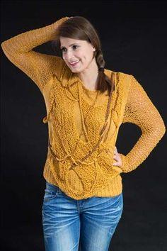 #artplanet #handmade #original #fashion #móda #svetr #sweater #cardigan #knitwear #pletená móda