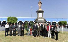 Encabeza José Juan Espinosa ceremonia cívica del natalicio de Benito Juárez image 3