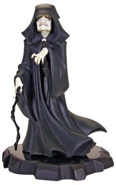 Star Wars: Animated Emperor Palpatine Maquette