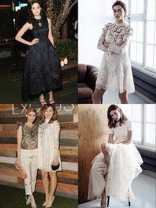 環保才夠時尚!H&M最新環保系列服飾驚艷登場女星搶穿 Fashion News, High Low, Collection, Dresses, Gowns, Dress, Day Dresses, Clothing, The Dress