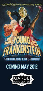 Young Frankenstein 2012