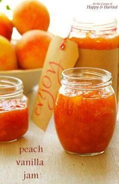 Peaches, Cherries and Vanilla on Pinterest