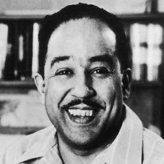 Jazz poet, Langston Hughes