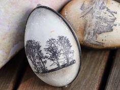 vintage easter egg stamps