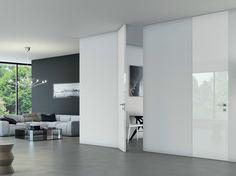 Wandbündige Zimmertür WALLDOOR MASSIMA Kollektion Walldoor by Bertolotto Porte