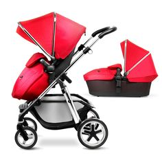 The Silver Cross Pioneer pram is the complete package and is ideal for newborns through to toddlers. Use the carrycot as a lie-flat pram or for overnight sleeping. Then, as your baby grows, switch to the multi-recline seat unit to use your Pioneer as a rearward or forward-facing pushchair.