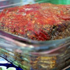 Tom Colicchio''s Meatloaf