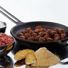 Fricadelles Danoises Recettes Du Monde Journal Des Femmes - Cuisine journaldesfemmes