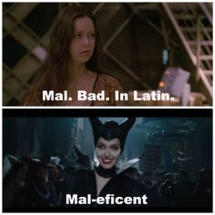 River talking about Malcom and Maleficent. #Firefly #Maleficent