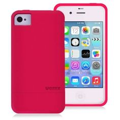 Magenta Chromatic iPhone 4 4S Case Collection by Geex #geex #chromatic #case #smartphone #accessories