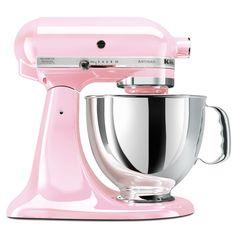 KitchenAid® Pink Artisan Stand Mixer | Best item I own!