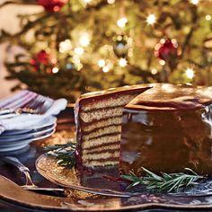 Smith Island Cake - 40 Mouthwatering Holiday Desserts - Coastal Living